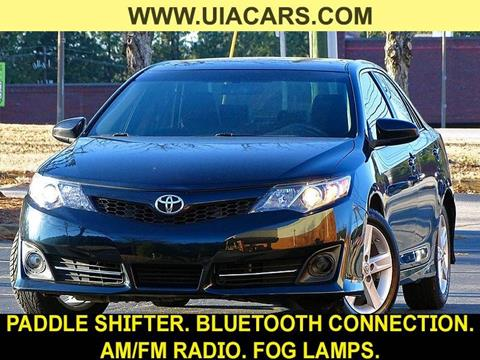 2013 Toyota Camry for sale at Used Imports Auto - Lawrenceville in Lawrenceville GA