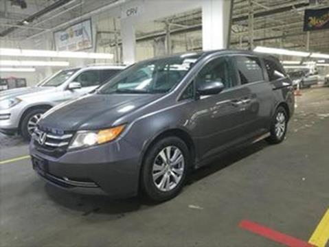2016 Honda Odyssey for sale at Used Imports Auto - Southern Auto Imports in Stone Mountain GA