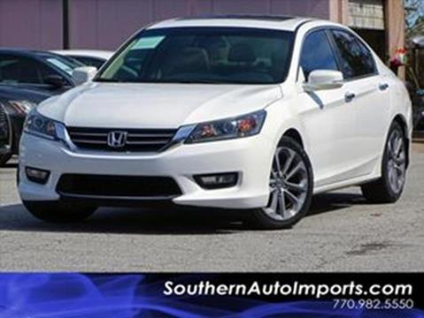 2015 Honda Accord for sale at Used Imports Auto - Southern Auto Imports in Stone Mountain GA