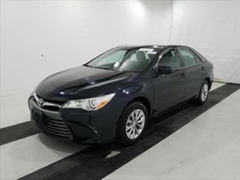 2015 Toyota Camry for sale at Used Imports Auto - Southern Auto Imports in Stone Mountain GA
