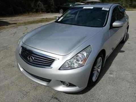2013 Infiniti G37 Sedan for sale at Used Imports Auto - Southern Auto Imports in Stone Mountain GA