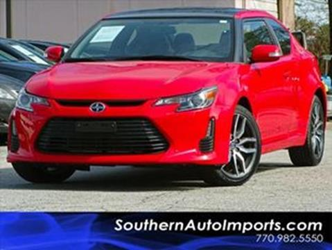2016 Scion tC for sale at Used Imports Auto - Southern Auto Imports in Stone Mountain GA