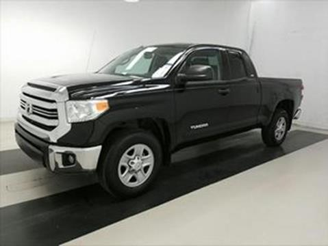 2016 Toyota Tundra for sale at Used Imports Auto - Southern Auto Imports in Stone Mountain GA