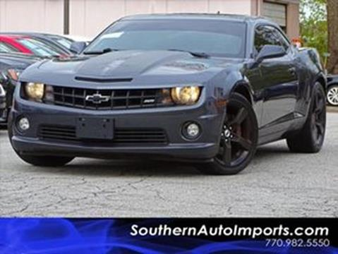2010 Chevrolet Camaro for sale at Used Imports Auto - Southern Auto Imports in Stone Mountain GA
