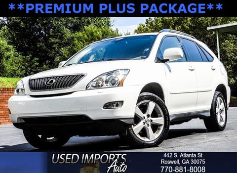 2006 Lexus RX 330 for sale in Roswell, GA