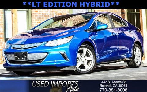 2016 Chevrolet Volt for sale in Roswell, GA