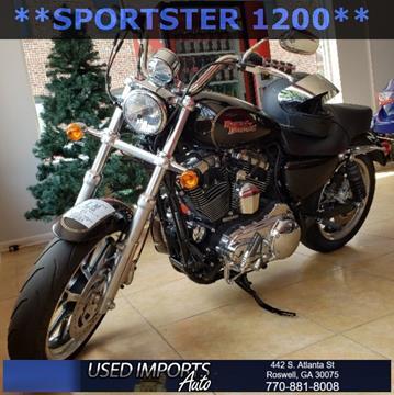 2016 Harley-Davidson Sportster for sale in Roswell, GA