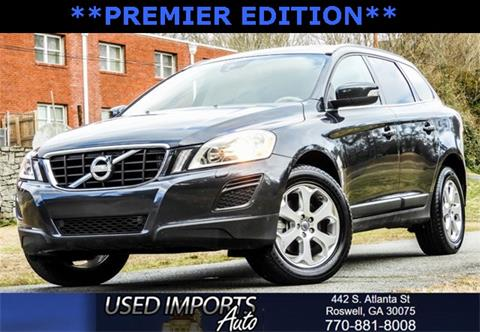 2013 Volvo XC60 for sale in Roswell, GA