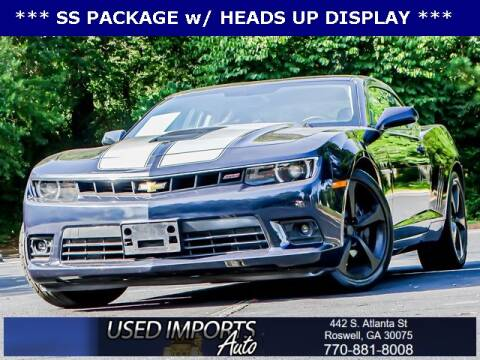2014 Chevrolet Camaro for sale at Used Imports Auto in Roswell GA