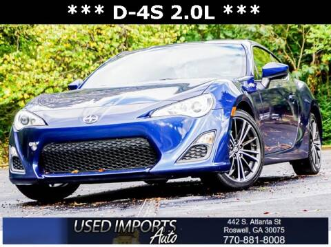 2015 Scion FR-S for sale at Used Imports Auto in Roswell GA