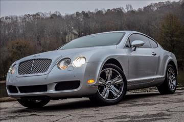 2007 Bentley Continental GT for sale in Roswell, GA