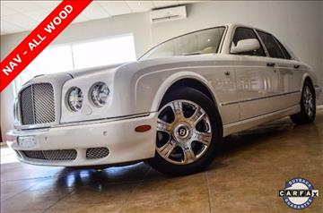 2009 Bentley Arnage for sale in Roswell, GA