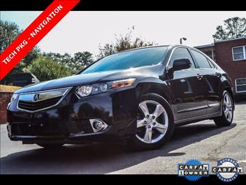2013 Acura TSX for sale in Roswell, GA