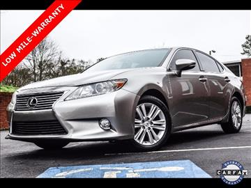 2015 Lexus ES 350 for sale in Roswell, GA