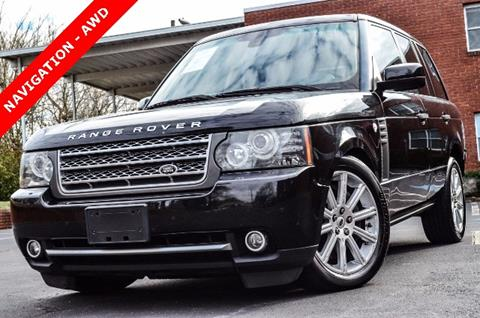 2010 Land Rover Range Rover for sale in Roswell, GA