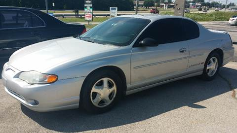 2000 Chevrolet Monte Carlo for sale in Catoosa, OK