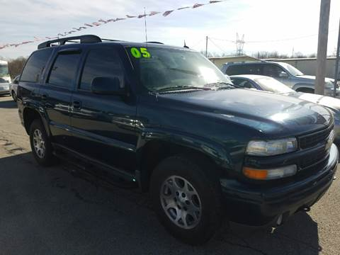 2005 Chevrolet Tahoe for sale in Catoosa, OK