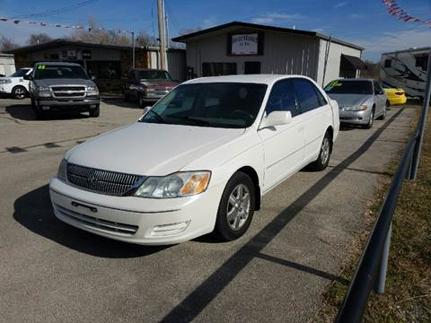 2002 Toyota Avalon for sale in Catoosa, OK