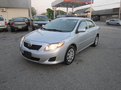 2009 Toyota Corolla for sale in Somerset, MA