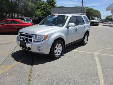 2009 Ford Escape for sale in Somerset, MA