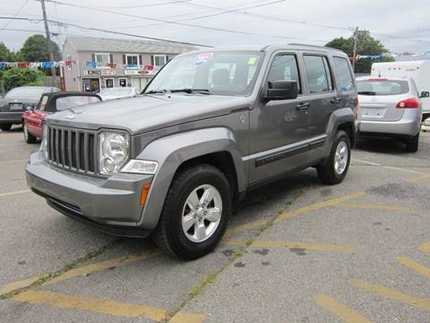 2012 Jeep Liberty for sale in Somerset, MA
