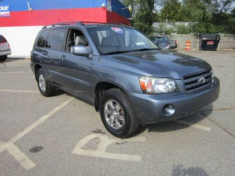 2004 Toyota Highlander for sale in Somerset, MA