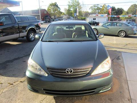 2003 Toyota Camry for sale in Somerset, MA
