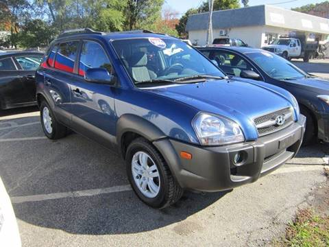 2006 Hyundai Tucson for sale in Somerset, MA