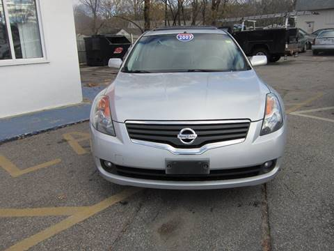 2007 Nissan Altima for sale in Somerset, MA