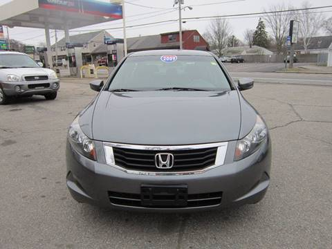 2009 Honda Accord for sale in Somerset MA