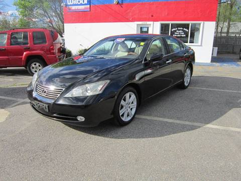 2007 Lexus ES 350 for sale in Somerset, MA