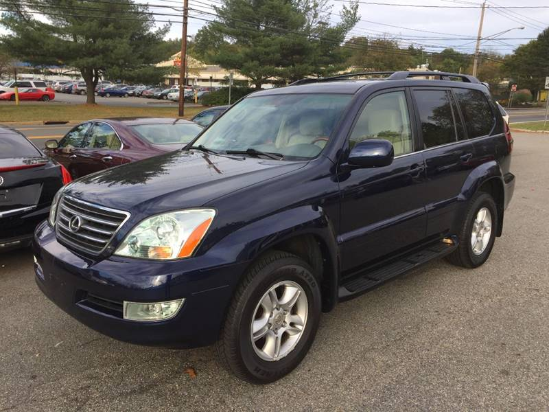 2006 Lexus Gx 470 4dr SUV 4WD In Tallman NY - Matrone and