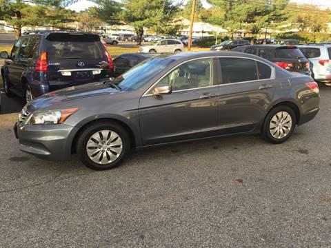 2011 Honda Accord for sale in Tallman, NY