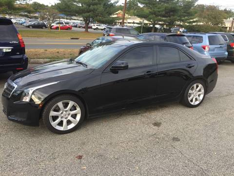 2013 Cadillac ATS for sale at Matrone and Son Auto in Tallman NY