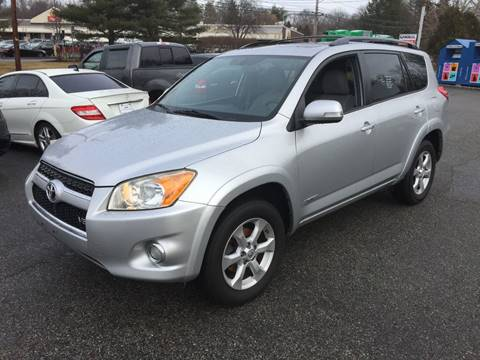 2009 Toyota RAV4 for sale at Matrone and Son Auto in Tallman NY