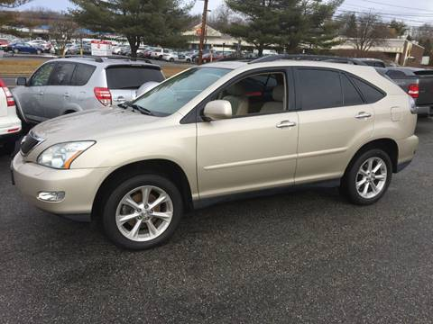 2008 Lexus RX 350 for sale at Matrone and Son Auto in Tallman NY