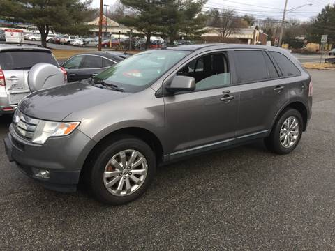 2010 Ford Edge for sale at Matrone and Son Auto in Tallman NY