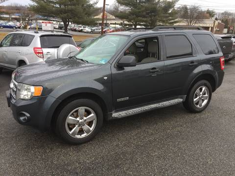 2008 Ford Escape for sale at Matrone and Son Auto in Tallman NY
