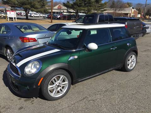 2011 MINI Cooper for sale at Matrone and Son Auto in Tallman NY