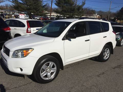 2006 Toyota RAV4 for sale at Matrone and Son Auto in Tallman NY