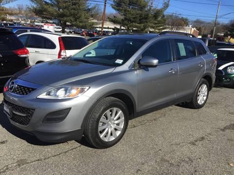 2010 Mazda CX-9 for sale at Matrone and Son Auto in Tallman NY