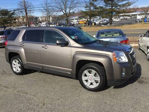 2012 GMC Terrain for sale at Matrone and Son Auto in Tallman NY