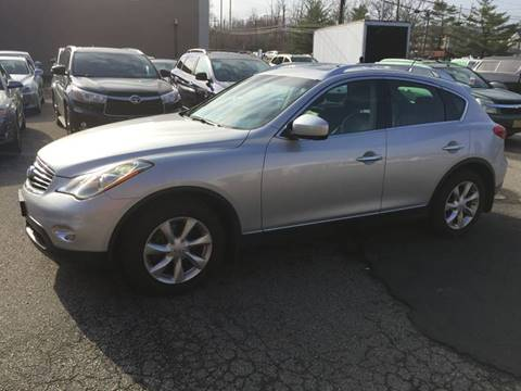 2010 Infiniti EX35 for sale at Matrone and Son Auto in Tallman NY