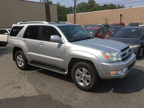 2004 Toyota 4Runner for sale at Matrone and Son Auto in Tallman NY