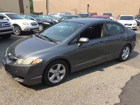 2010 Honda Civic for sale at Matrone and Son Auto in Tallman NY