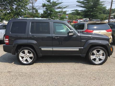 2011 Jeep Liberty for sale at Matrone and Son Auto in Tallman NY
