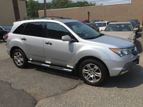 2007 Acura MDX for sale at Matrone and Son Auto in Tallman NY