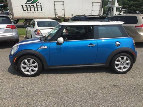 2009 MINI Cooper for sale at Matrone and Son Auto in Tallman NY
