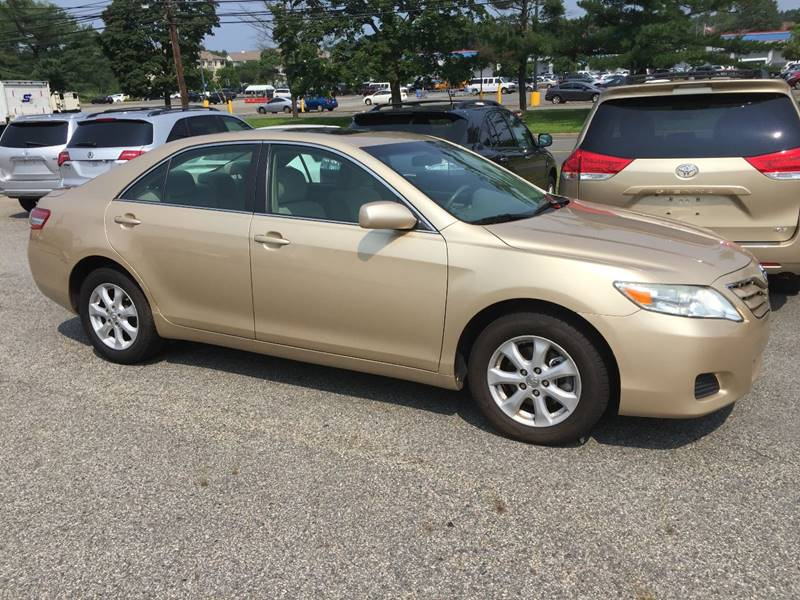 2011 Toyota Camry for sale at Matrone and Son Auto in Tallman NY