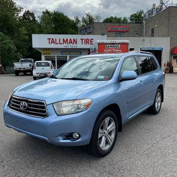 2008 Toyota Highlander for sale in Tallman, NY